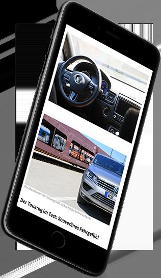Driven! Autowelt Consumer Club Artikel