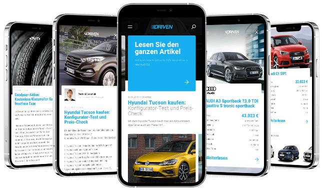 Driven! Autowelt Consumer Club